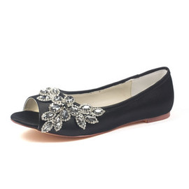Autumn Winter Flats Charming Wedding Shoe