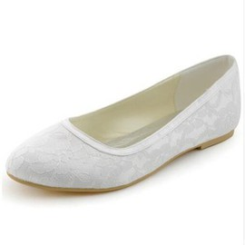 Flats Summer Romantic Wedding Shoe