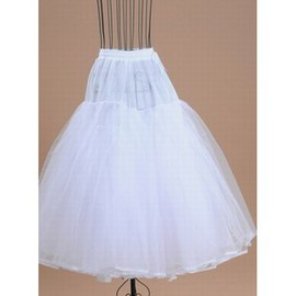 Simple Beautiful Ankle Length Princess Crinolines