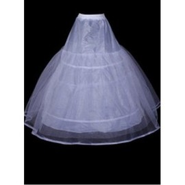 Simple Beautiful Ankle Length A Line Crinolines