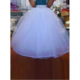 Elegant | Modest Eye Catching Ankle Length Ball Gown Crinolines