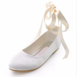 Flats Spring Luxury Bridal Shoe