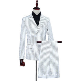 Man Korean Double Breasted For Men Suits Wedding Dress Suit