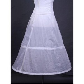 Simple Soft Ankle Length Princess Crinolines