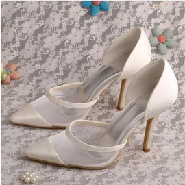 Summer Heels Trend Actual Heel Height 3.54 Inch Women Shoe