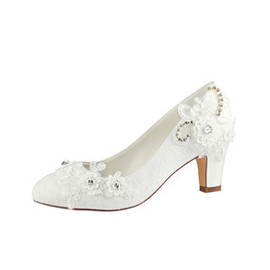 Actual Heel Height 2.56 Inch Winter Modern Bridal Shoe
