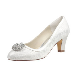 Summer Actual Heel Height 2.36 Inch Romantic Women Shoe