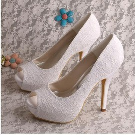 Heels Luxury Actual Heel Height 5.12 Inch Platform Women Shoe