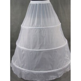 Simple Comfortable Ankle-length Princess Crinolines