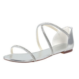 Spring Flats Luxury Bridal Shoe