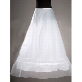 Simple Discount Ankle Length Princess Crinolines