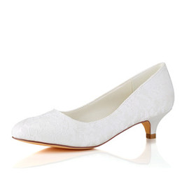 Classic Spring Summer Actual Heel Height 1.57 Inch Women Shoe