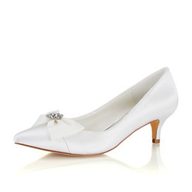 Actual Heel Height 1.97 Inch Autumn Winter Formal Women Shoe