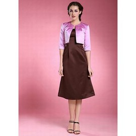 Taffeta Purple Vintage | Timeless Simple Bolero