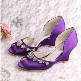 Actual Heel Height 3.15 Inch Summer Drama Women Shoe