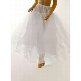 Elegant | Modest Eye Catching Knee-Length A Line | Princess Crinolines