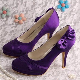 Actual Heel Height 3.94 Inch Luxury Heels Platform Women Shoe