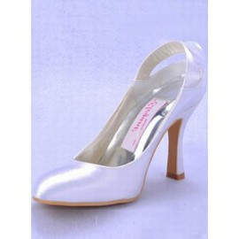 High With PU Pointed Fine With Bridal Shoe