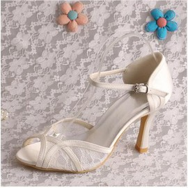 Actual Heel Height 3.54 Inch Classic Winter Heels Wedding Shoe