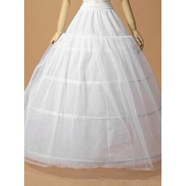 Elegant | Modest Wonderful Floor-Length Ball Gown Petticoats