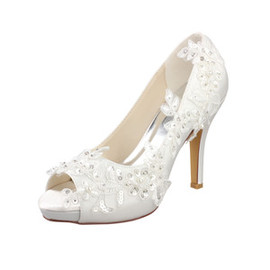 Platform Height 0.59 Inch Heels Platform Formal Women Shoe