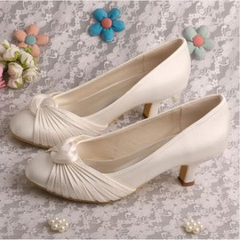 Spring Summer Eternal Actual Heel Height 1.97 Inch Women Shoe