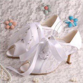 Summer Charming Actual Heel Height 2.56 Inch Wedding Shoe