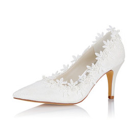 Modern Winter Actual Heel Height 3.15 Inch Heels Wedding Shoe
