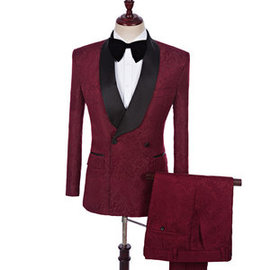 Man Asian Men Novelty Suit High Quality Tuxedos Terno Wedding Suits