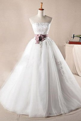 Floor Length Off The Shoulder Long Lace Wedding Dress