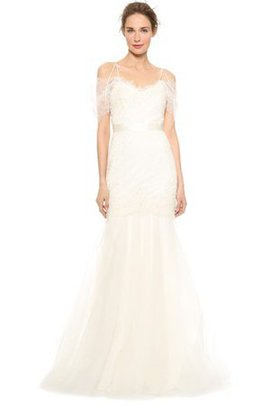 Lace Elegant & Luxurious Organza A-Line Wedding Dress