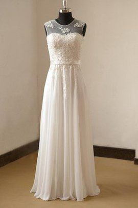 Jewel Lace Simple Informal & Casual Vintage Wedding Dress