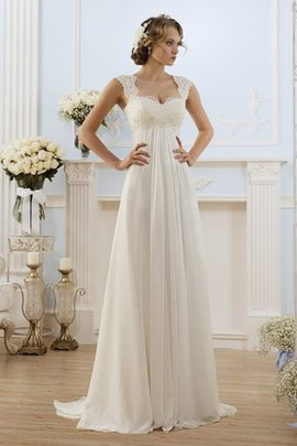 Elegant & Luxurious Misses Romantic Informal & Casual Chiffon Wedding Dress