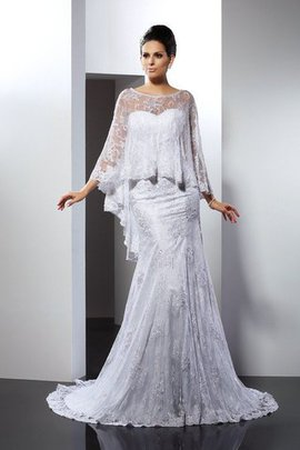 Mermaid Sleeveless Long Appliques Lace Wedding Dress