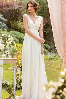 Sashes Short Sleeves Capped Sleeves A-Line Wedding Dress