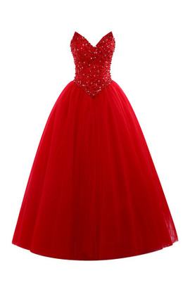 Jewel Accented Beach Demure A-Line Floor Length Wedding Dress