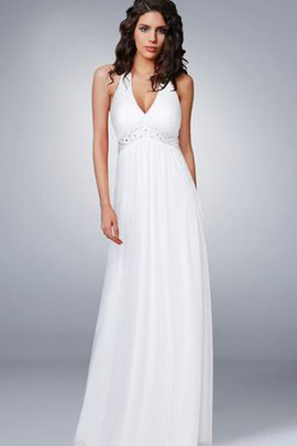 Informal & Casual Chic & Modern Zipper Up Simple Romantic Wedding Dress