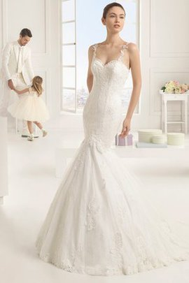 Church Demure Inverted Triangle Mermaid Sweetheart Wedding Dress