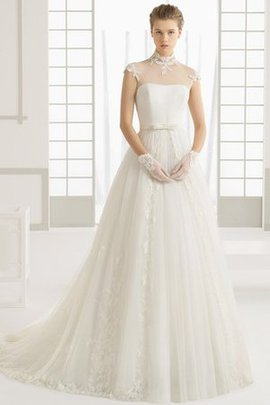 Hall Embroidery Romantic Long Chic & Modern Wedding Dress