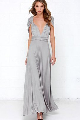A-Line Spaghetti Straps Ruched Ankle Length Sleeveless Bridesmaid Dress