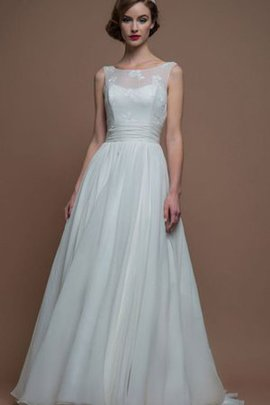 Long Chic & Modern Misses Romantic A-Line Wedding Dress