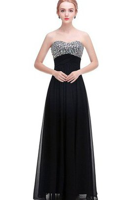 Bateau Sequined Capped Sleeves A-Line Sweetheart Prom Dress