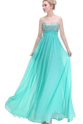 Long Natural Waist Zipper Up One Shoulder Sequined Prom Dress