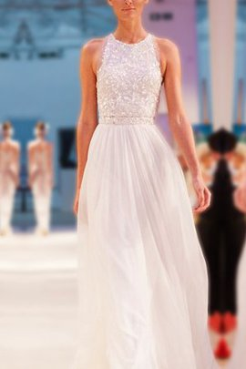 Floor Length Angelic Outdoor Princess Rectangle Chic & Modern Zipper Up Wedding Dress