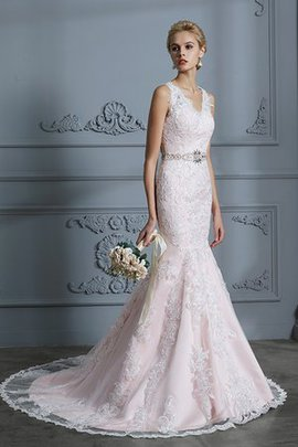 Adorable Hall Sexy Formal Court Train Zipper Up Chic & Modern Wedding Dress