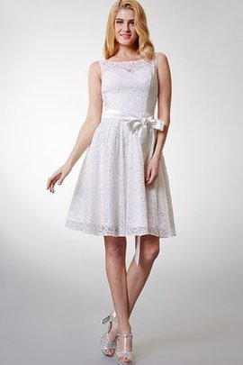 Elegant & Luxurious Lace Simple A-Line Homecoming Dress