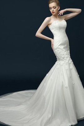 Beading Sequins Sequined Appliques Mermaid Wedding Dress
