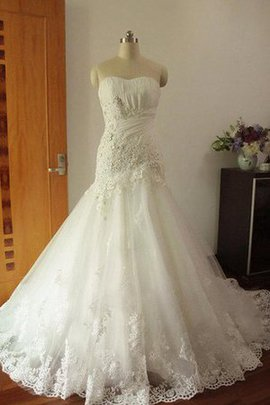 Spaghetti Straps Keyhole Back Long Capped Sleeves Lace Wedding Dress