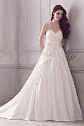 Rectangle Zipper Up Long Vintage Formal Wedding Dress