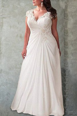 Outdoor Attractive Pleated Bodice Sweetheart Sleeveless Hall Lace Wedding Dress
